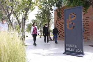 Parque Biblioteca Gilberto Bosques
